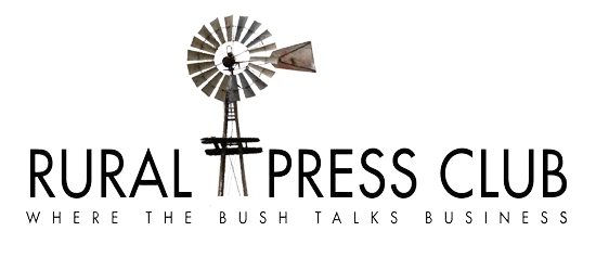 Rural Press Club logo